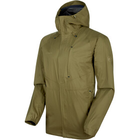 Mammut Convey Pro HS Hooded Jacket Men olive